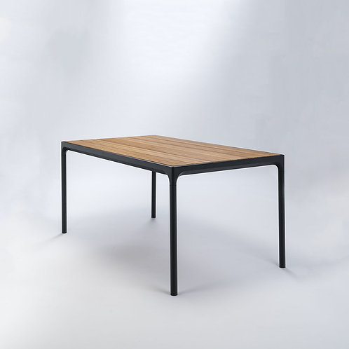 Table Four outdoor, 90x160cm - Houe