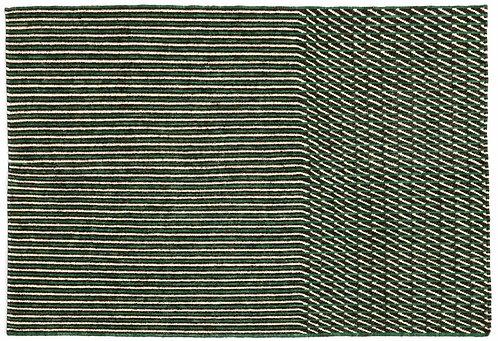 Tapis Blur vert, 200x300cm - Nanimarquina