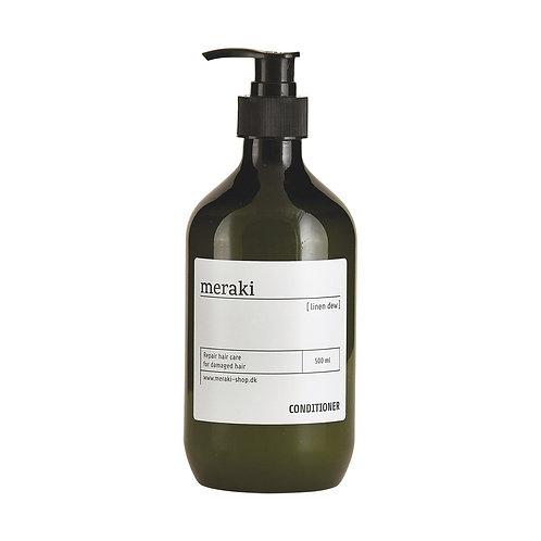 "Après-shampooing ""rosée de lin"" 500ml - Meraki"