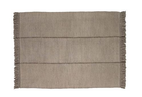 Tapis Mía ivoire, 170x240cm - Nanimarquina