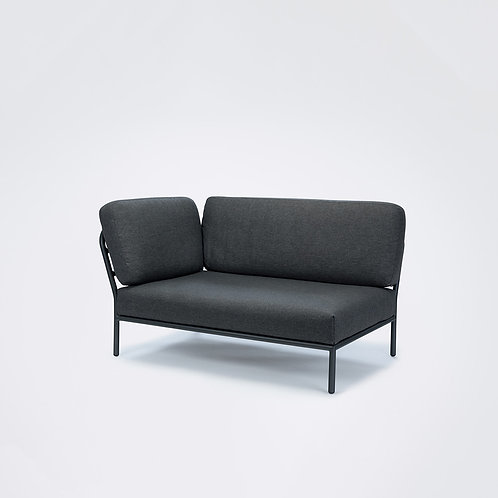 Canapé d'extérieur Level, coté gauche - Houe