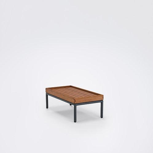 Table basse d'extérieur Level, petit modèle - Houe
