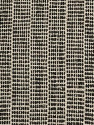 Tapis noir et beige, 350x250cm - Serax X Bea Mombaers