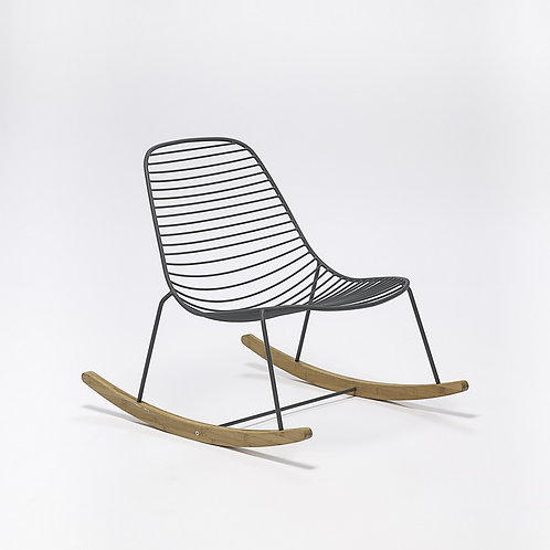 Rocking chair Sketch - Houe