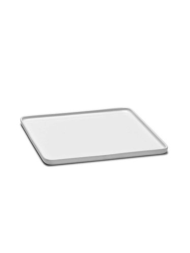 Assiette carrée 24x24cm - Serax - Collection HEII