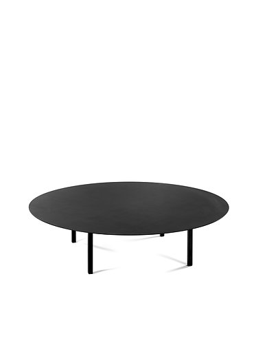 Table basse Round Low, grand modèle - Serax X Bea Mombaers