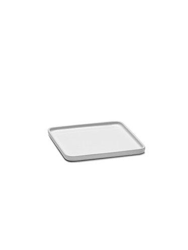 Assiette carrée - Serax - Collection HEII