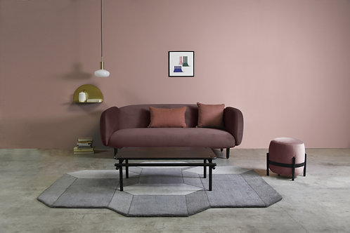 Canapé Moïra en velours - Eno Studio