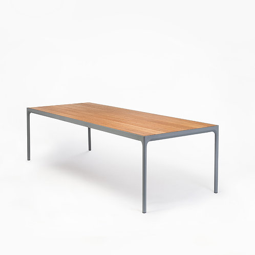 Table Four outdoor, 90x270cm - Houe