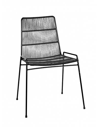 Chaise Abaco, structure noire - Serax X Paola Navone