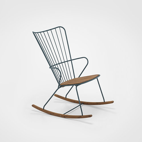 Rocking chair Paon - Houe