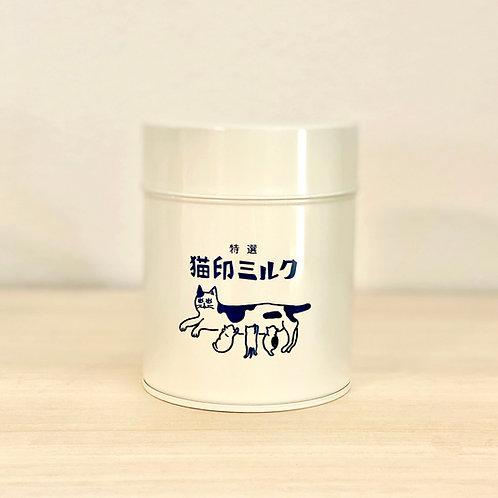 猫印ミルク手づくりキャニスター【送料無料対象外】