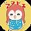 Thumbnail: アマビエちゃん缶バッジ