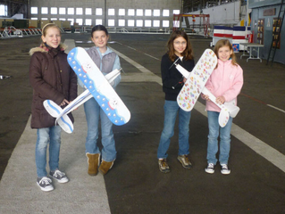 The TriCounty RC Club of NJ's, Indoor Youth Flying Program