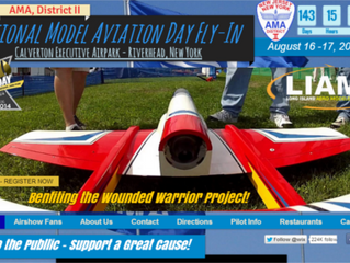 District II  National Model Aviation Day Fly-In is Almost Here!!!