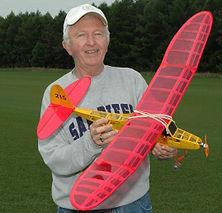 AMA Hall of Fame member Bob Aberle
