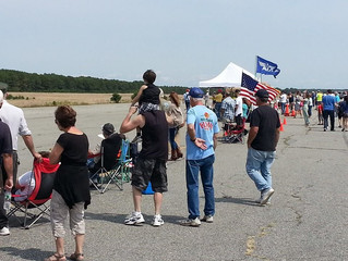 District II  National Model Aviation Day Fly-In a Huge Success!