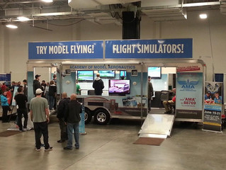 AMA Mobile RC Experience a Hit at the WRAM Show