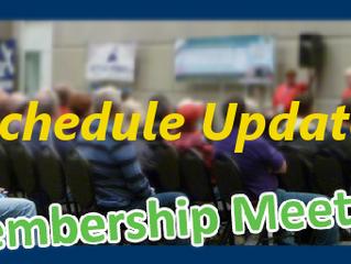 WRAM Show Membership Meeting - 2:00 PM, Saturday, February 22, 2014