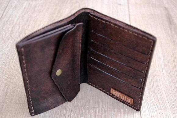 Dark Coklat Wallet
