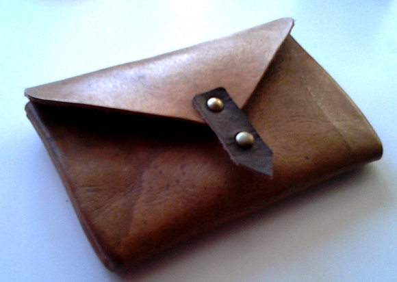 Brown Phone Pocket