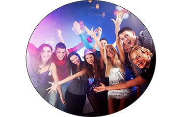 Parties at The Venue