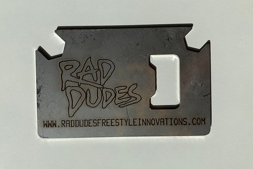Rad Dudes Bottle Opener