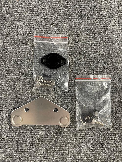 Crank Case & oil pump Block off kits