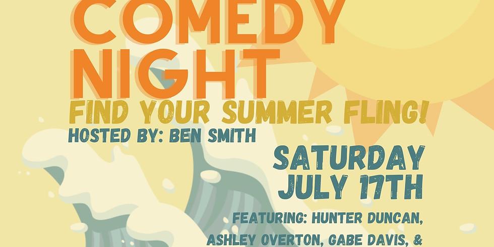 Speed Dating, Comedy & Bluegrass!!!