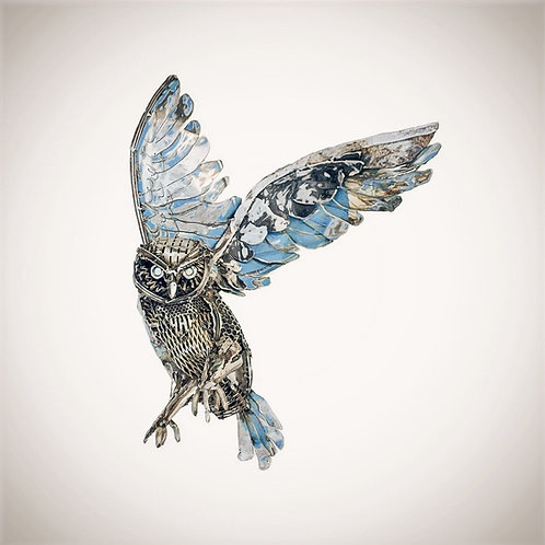 Large Winged Owl