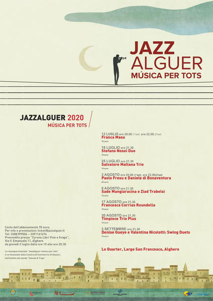 JazzAlguer 2020 III Edizione