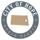 City of Hope North Dakota City Seal