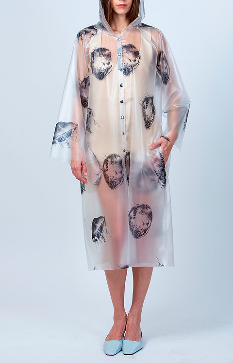 Jellyfish Rain coat