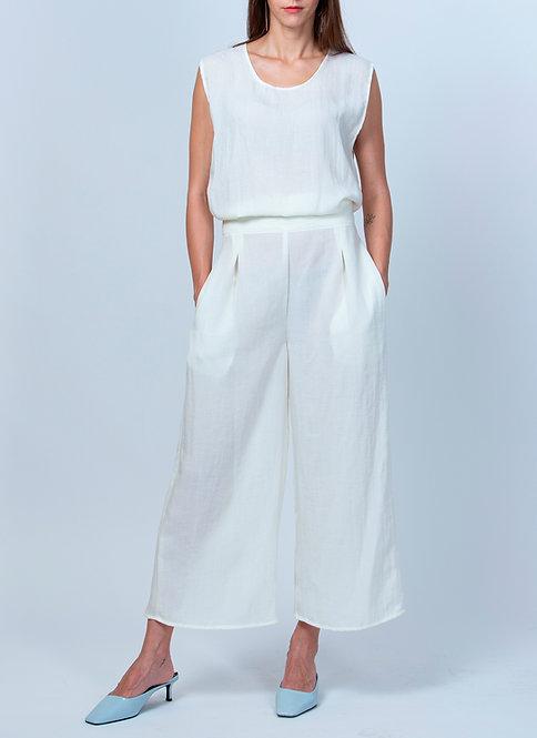 Culottes Linen Pants