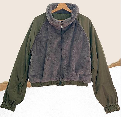 Reversible Fur Jacket