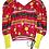 Thumbnail: SAMPLE V-neck Poplin Boxy top