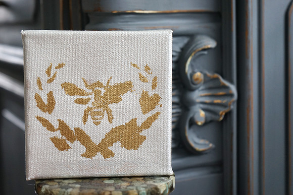 French Bee 4x4 Canvas