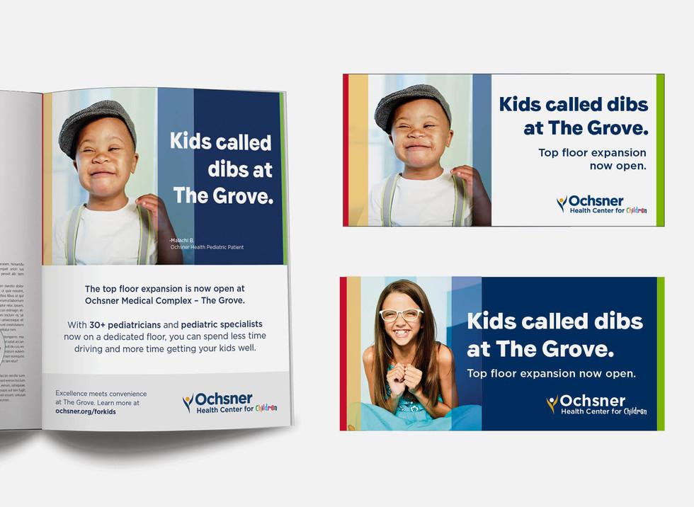 Pediatric Healthy State Campaign