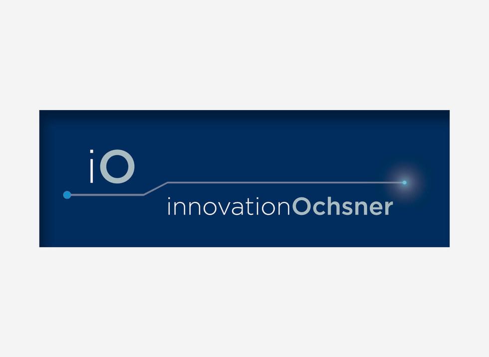 innovation Ochsner Visual Identity Concept I