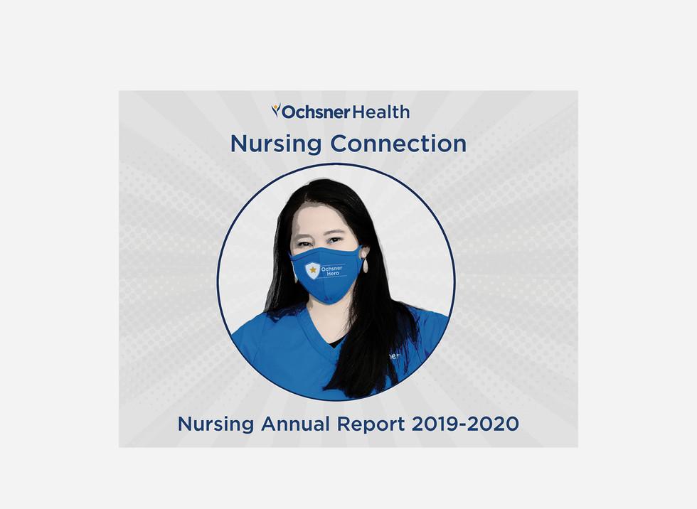 Ochsner Nursing Heroes
