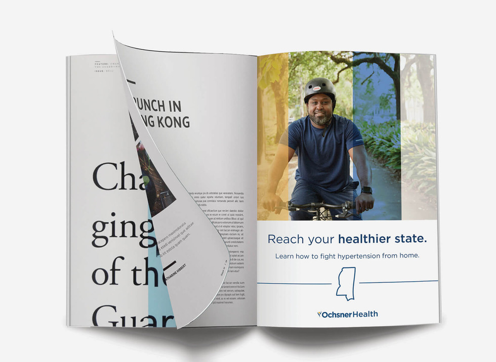 Healthy State Campaign I