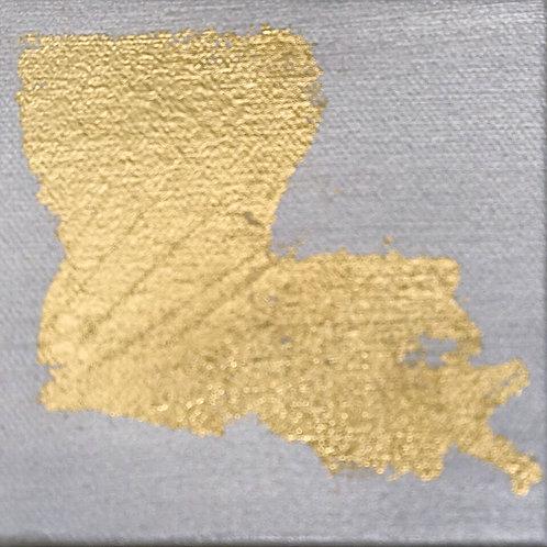 La Gold Leaf