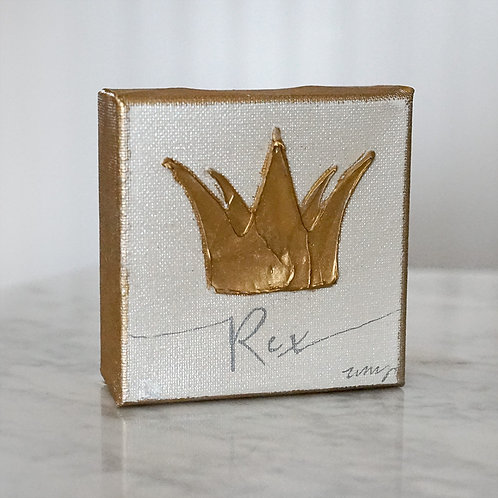 Rex Crown Mini