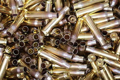 308 / 7.62x51 Brass Cartridge Cases (100 pack)