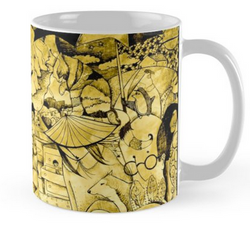 'Wrap me in Time' Mug
