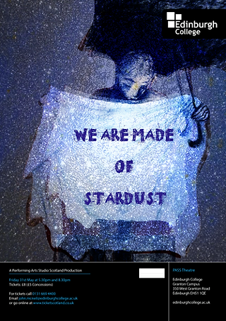 'We are Made of Stardust' - Grisel Illustrations 2014