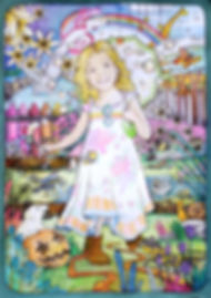 Jazmine, girl, baby girl, blond baby, joy, happiness, innocence, toys, animals, dogs, dress, flowers, giraffe, plants, bees, butterflies, crayons, bubbles, elephant, pumpkin, snail, puppy, trees, chamaleon, grisel ilustrations, private commission GLASGOW Illustrator artist art shop gift shop glasgow based artist glasgow based illustrator giftshopchildren's  book 25 chamaleons 'The Dancers'  - Grisel Illustrations Lonely Home. Pencil drawing on paper and digital media colouring.  'Life in a Suitcase' Grisel Illustrations  'Wrap me in Time' -  Glasgow Painting, Ride beer, ride brewery, glasgow, glasgow uk, glasgow makes beer, illustration, design, beer label, urban scene of glasgow, black and white drawing, ink, commission work, ride glasgow, glasgow artist, art in glasgow, Bordello, illustration, grisel illustrtions, drawing, square head women, colours, colourful, concept, futuristic, art, glasgow artist About Grisel | Glasgow | UK | Scotland | Grisel Illustrations Grisel illustration's