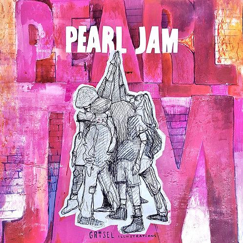Pearl Jam 'Ten'