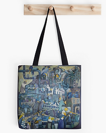 PIPES Totebag