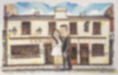privat commission marrage gift GLASGOW Illustrator artist art shop gift shop glasgow based artist glasgow based illustrator giftshopchildren's book 25 chamaleons 'The Dancers' - Grisel Illustrations Lonely Home. Pencil drawing on paper and digital media colouring. 'Life in a Suitcase' Grisel Illustrations 'Wrap me in Time' - Glasgow Painting, Ride beer, ride brewery, glasgow, glasgow uk, glasgow makes beer, illustration, design, beer label, urban scene of glasgow, black and white drawing, ink, commission work, ride glasgow, glasgow artist, art in glasgow, Bordello, illustration, grisel illustrtions, drawing, square head women, colours, colourful, concept, futuristic, art, glasgow artist About Grisel   Glasgow   UK   Scotland   Grisel Illustrations Grisel illustration's CV, Glasgow, illustrator, profile, cool baby cloths design totebags redbubbble art